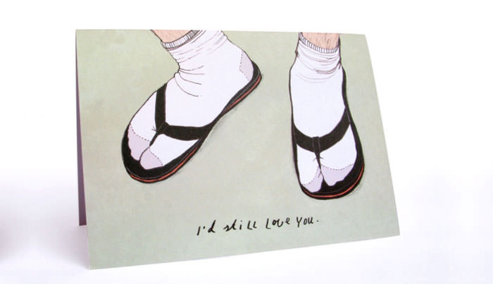 Valentines_Day_Card_Funny_Socks_Sandals