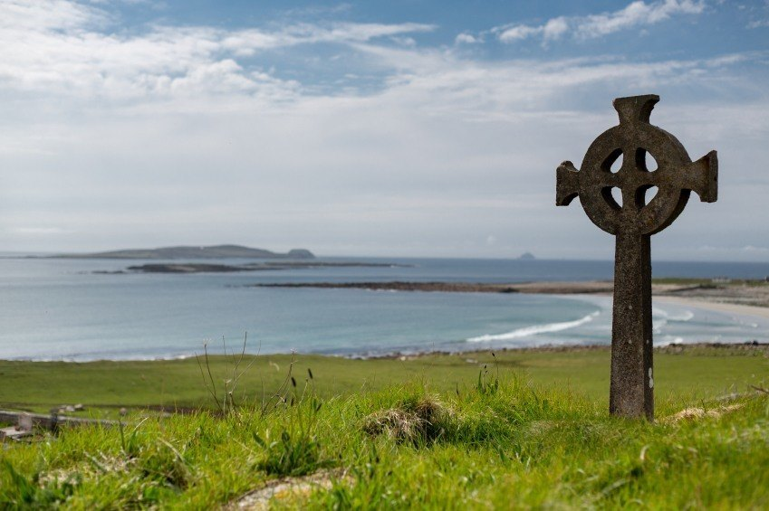 celtic_cross_history of Ireland