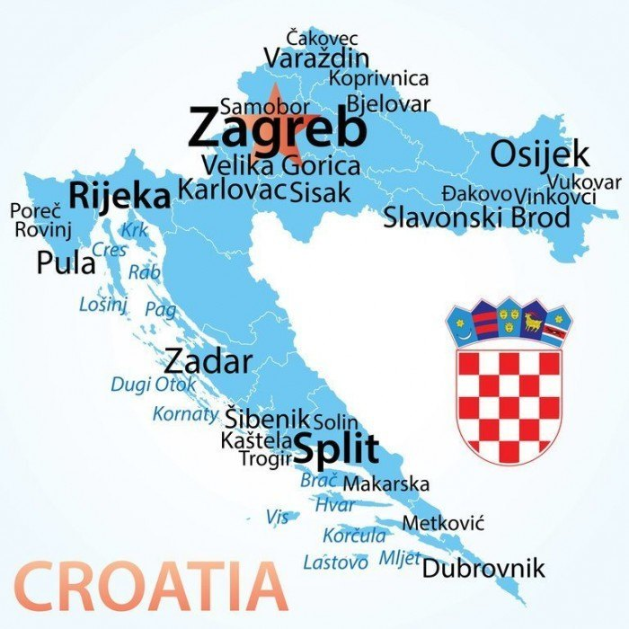 map_croatia