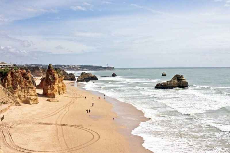 da_rocha_beaches in southern Portugal