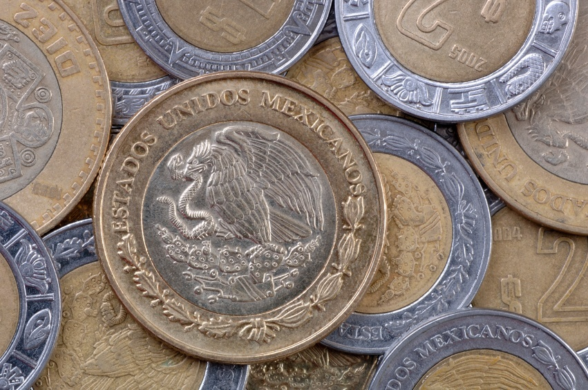 peso_coins_currency_used_in_mexico