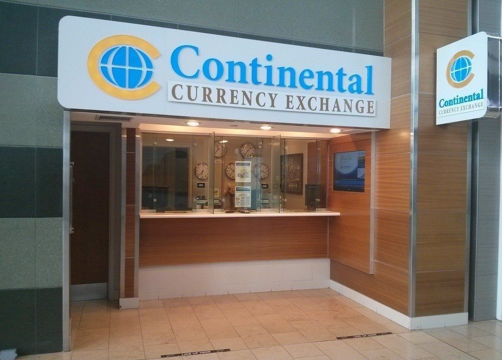 Continental_Currency_Exchange_Yorkdale