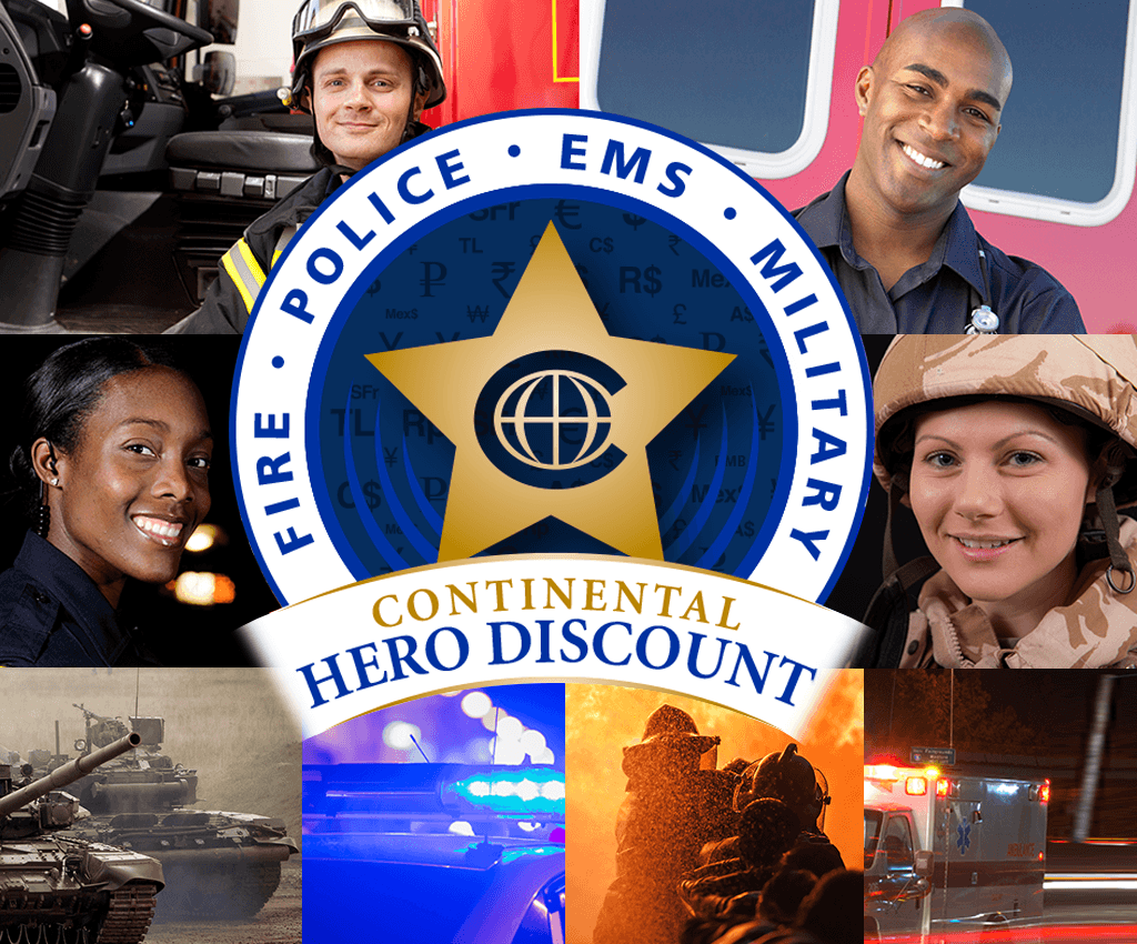 military discounts ems firefighter police savings hero day