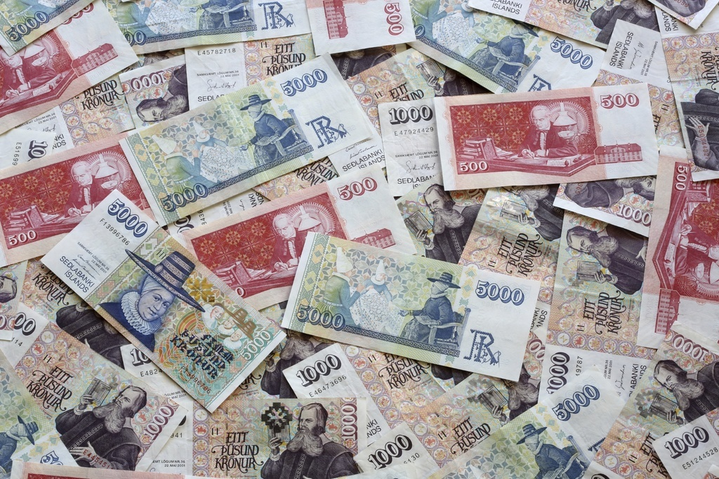 Icelandic Krona Currency Spotlight Info Usd To Isk Cad To Isk
