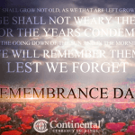 remembrance day poppies poem lest we forget continental