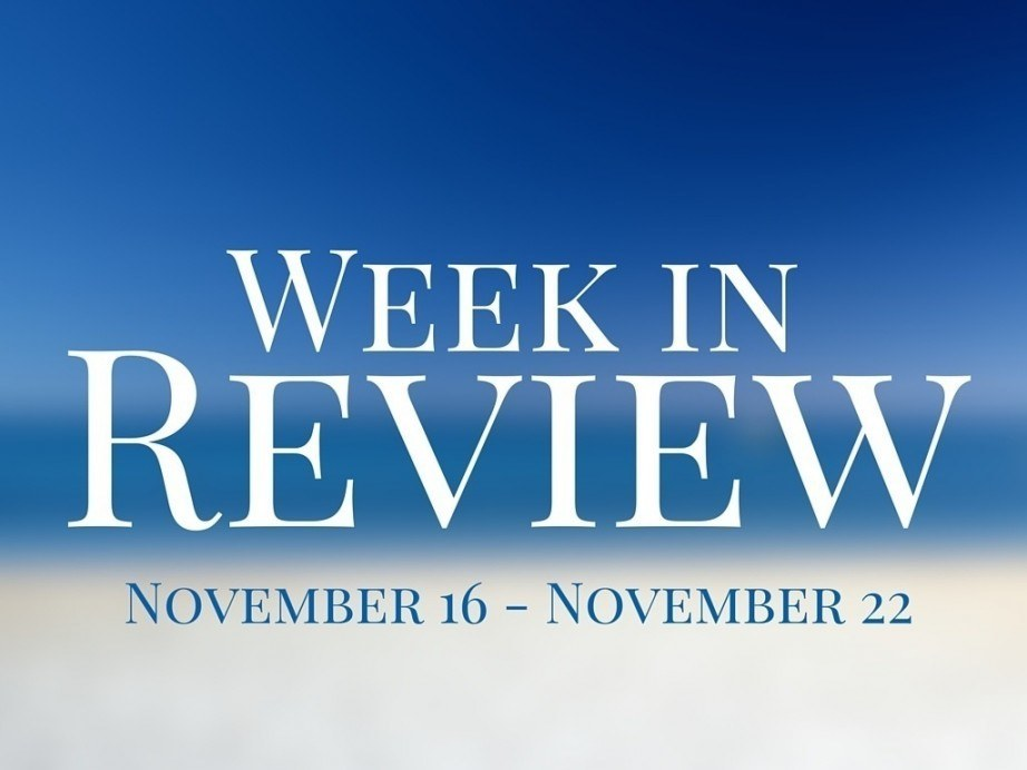 week in review november 16 22 blue white travel tips