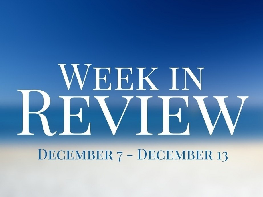 10 on 10 week review december 7 13