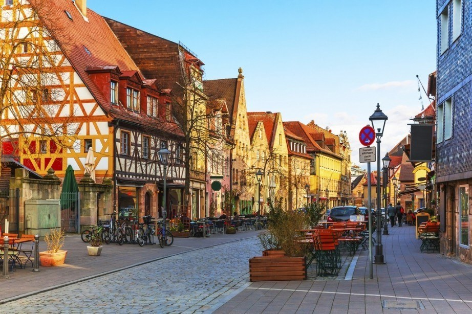 street city where to travel in germany architecture town