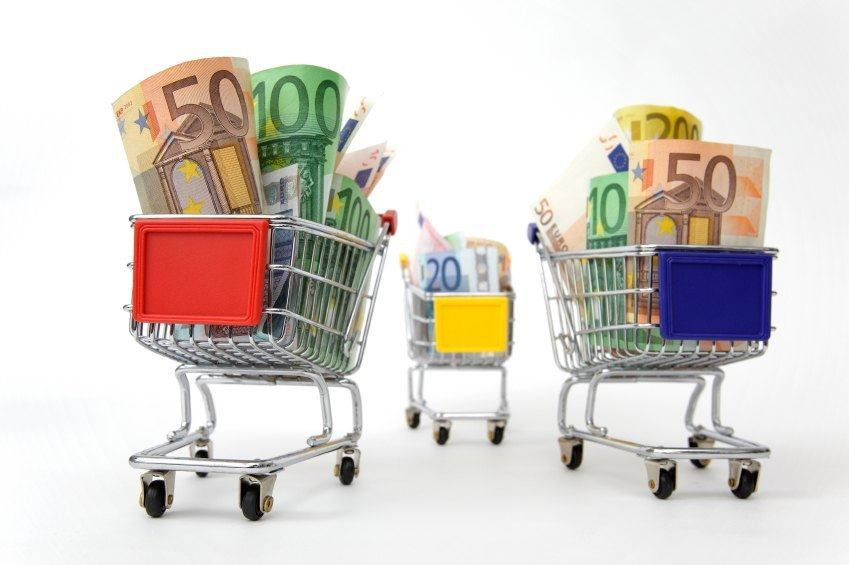 buy shopping cart currency euro