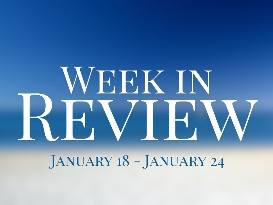 launch week review jan 18 24 blue white