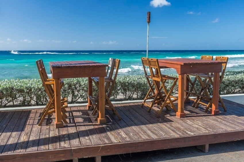 saint lawrence gap south coast barbados chairs beach
