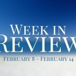 week review february white blue places we've been