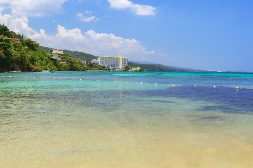 montego bay jamaica resort beach sun sand
