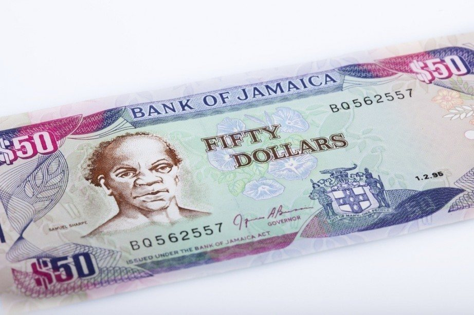 need to buy jamaican dollars 50 note jamaica