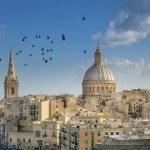 islands of malta travel guide valletta baroque city dome