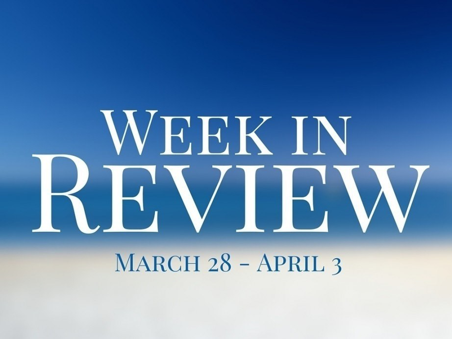 springtime trips review week april march