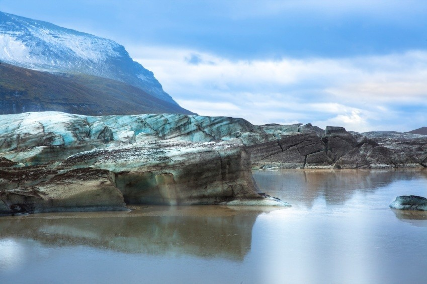 game of thrones iceland glacier snow frozen