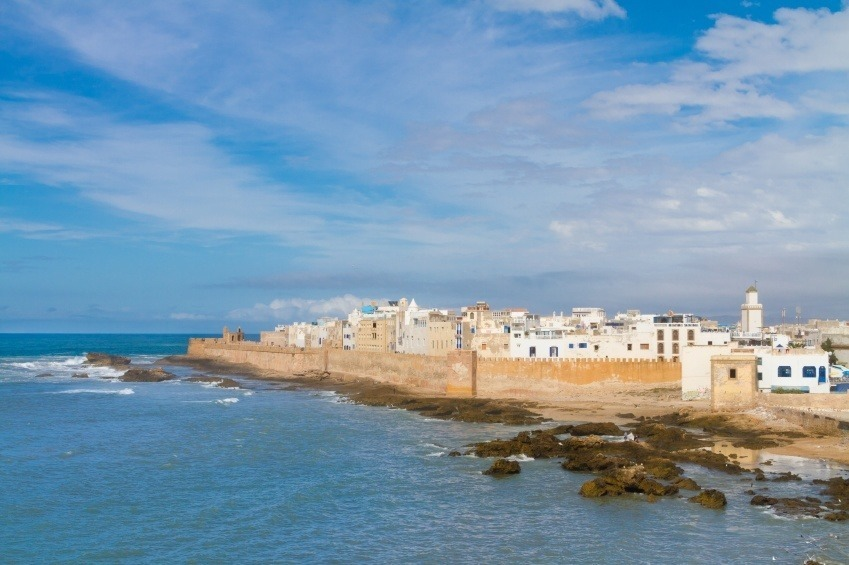 morocco game of thrones essaouira coast north africa city walls