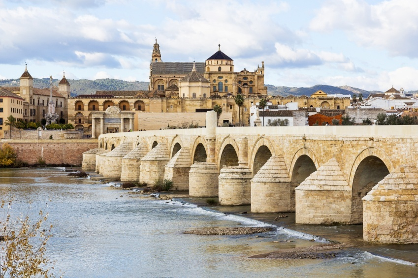 game of thrones cordoba bridge spain roman architecture