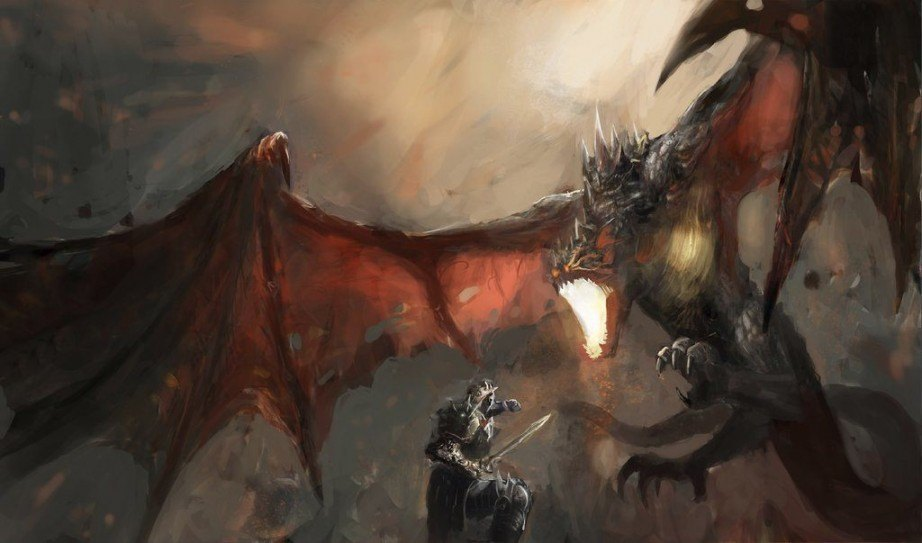 game of thrones seven kingdoms art song of ice and fire dragon knight fight