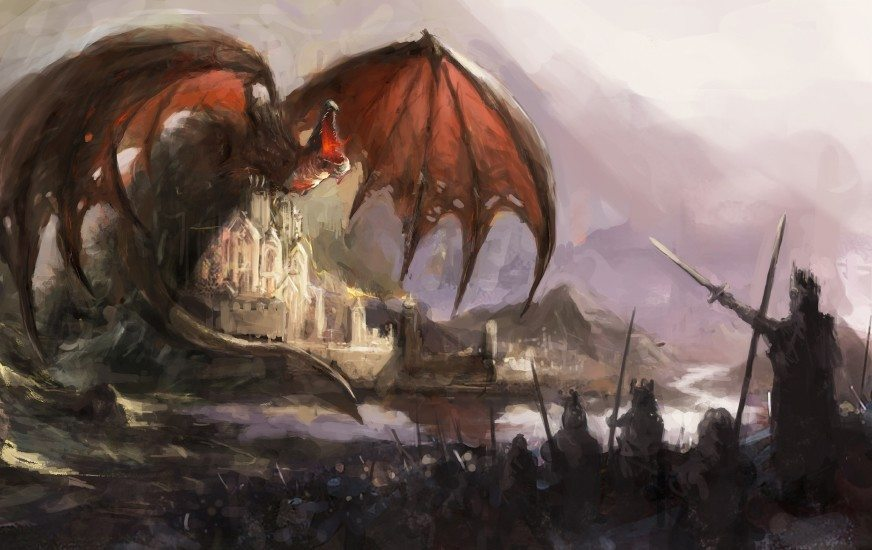 game of thrones seven kingdoms art song of ice and fire dragon castle army large