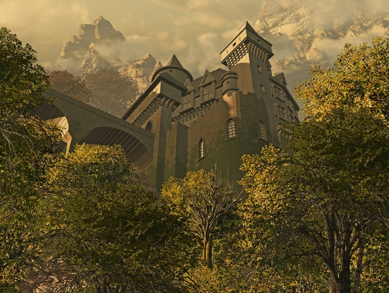 seven kingdoms game of thrones song of ice and fire castle high bridge
