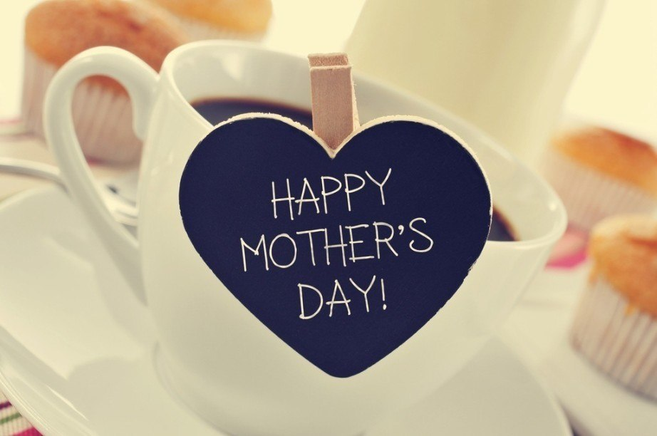 mothers day mug coffee happy holiday hand