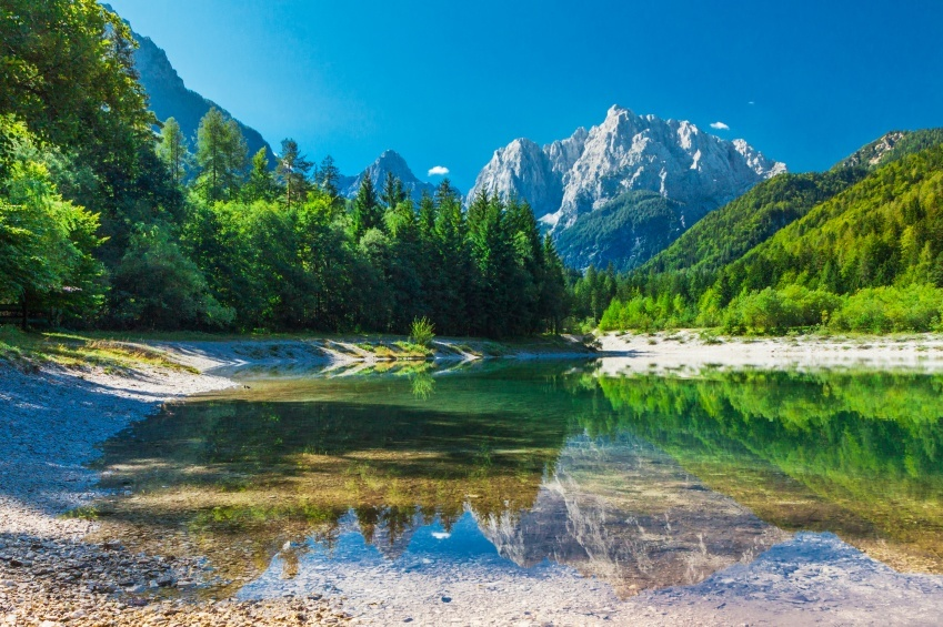 slovenia mountains national park nature