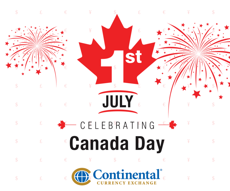 canada day celebrate continental july 1 maple leaf
