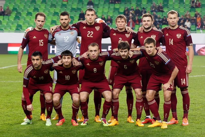 russia euro national team soccer