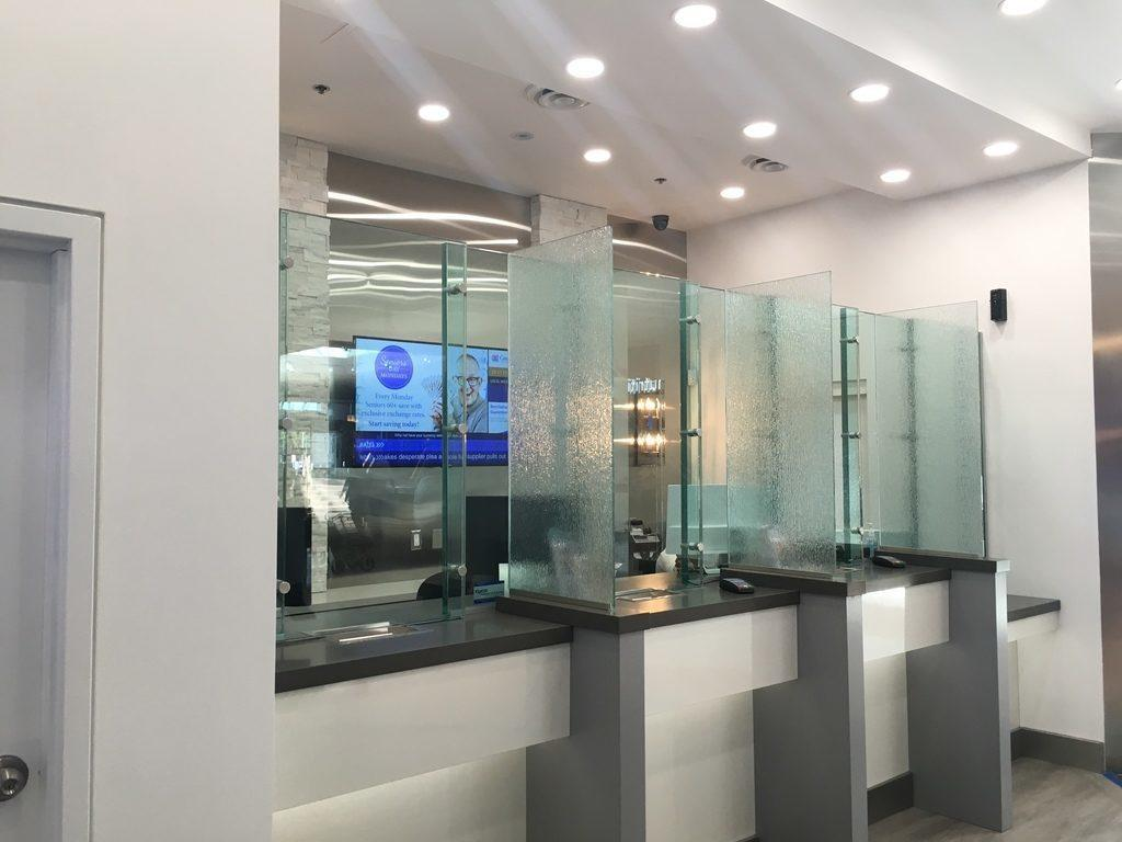 london branch renovations continental currency exchange