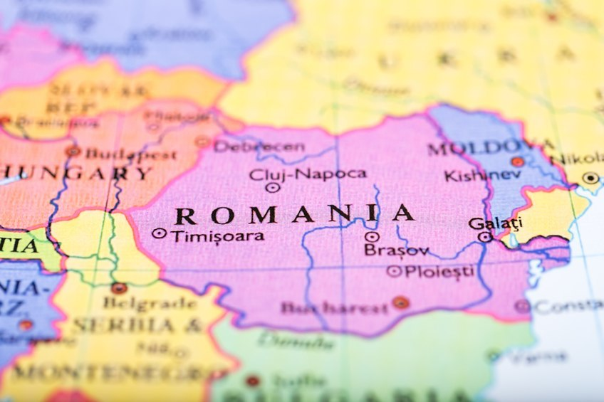 Travel Guide Romania - Where is romania on a map