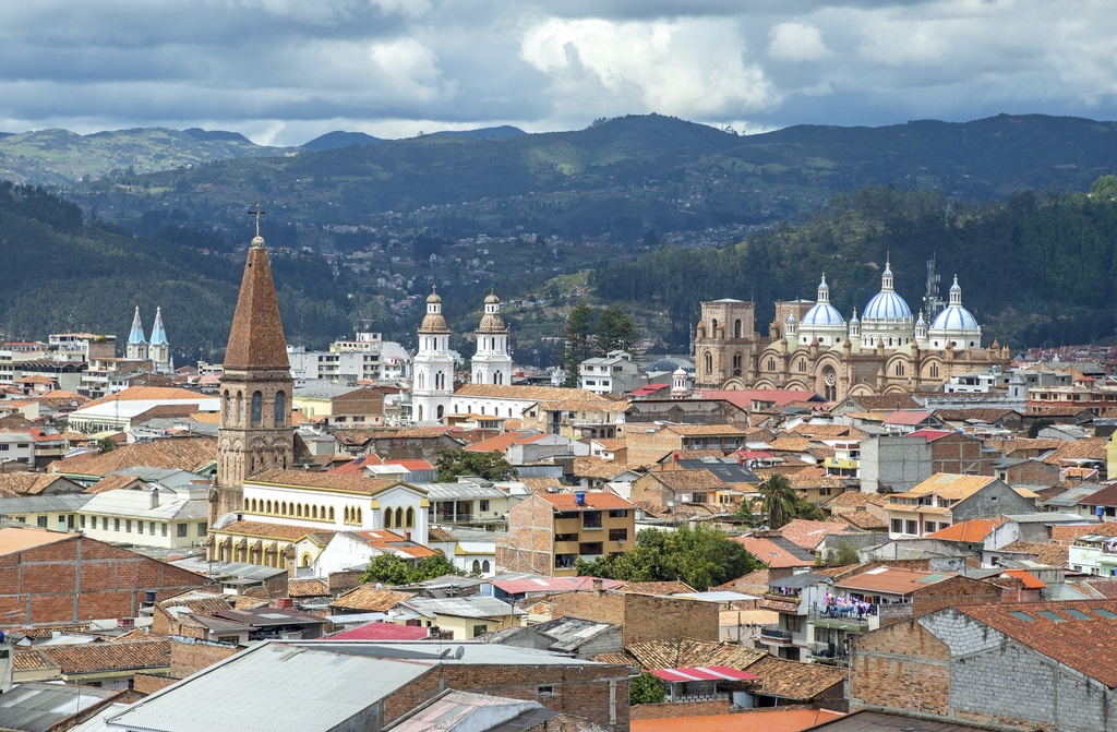 Quito Travel Blog