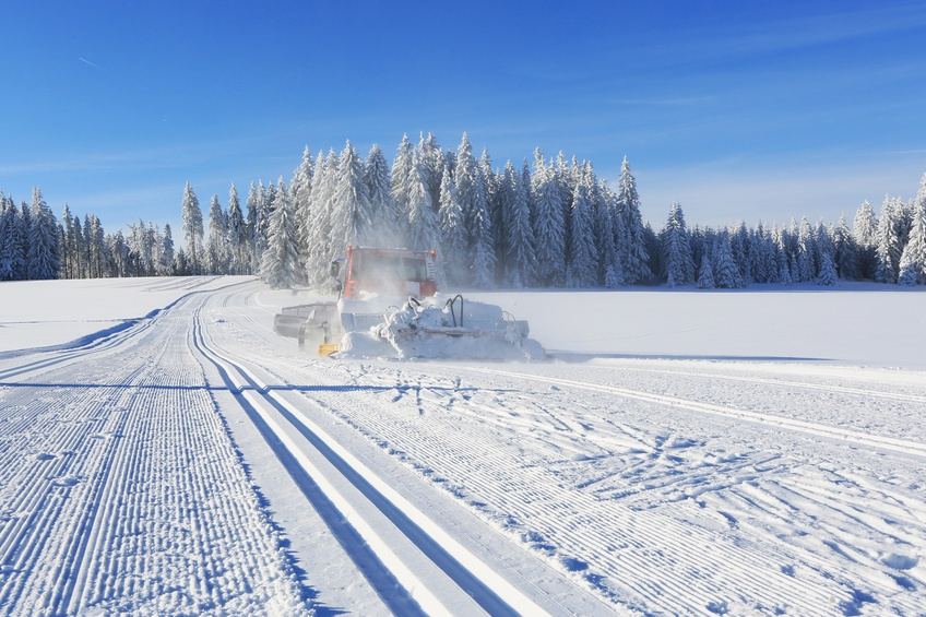 lillehammer norway country rural town skiing nordic cross country