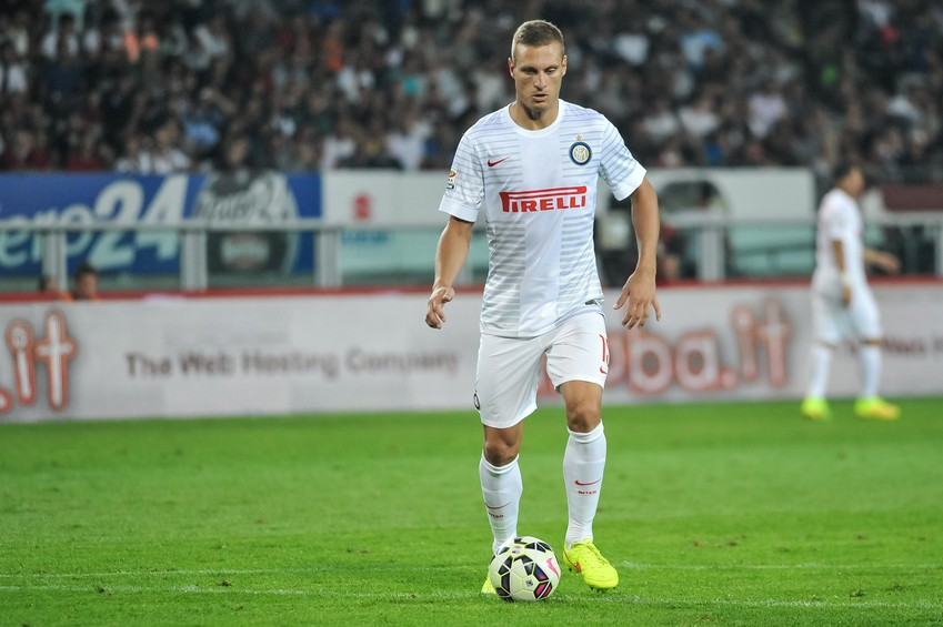 serbia inter milan football soccer nemaja vidic sports