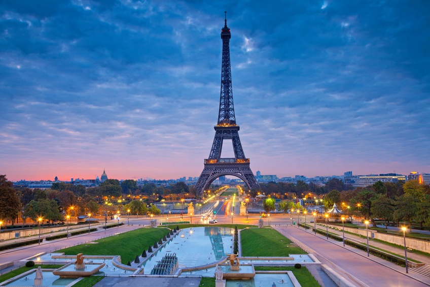 france paris eiffel tower landmark europe