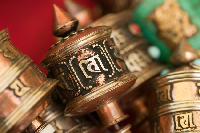 bhutan bell prayer culture religion traditional