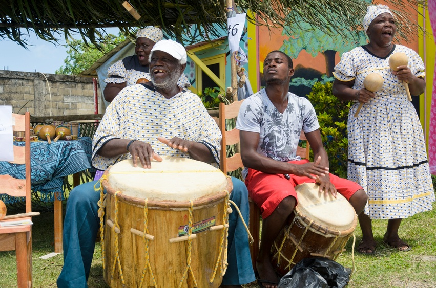 toledo district belize music drum traditional culture