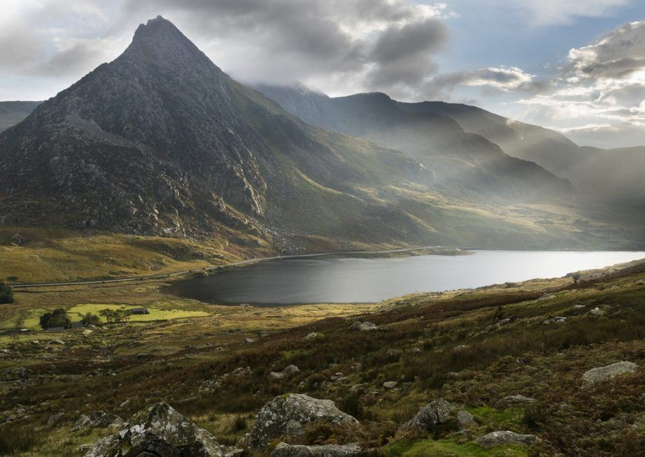 best of the british isles snowdonia wales mountain lake