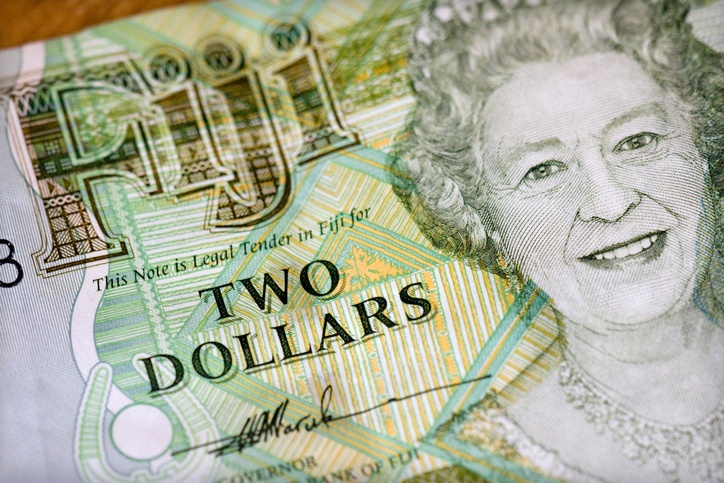 fijian dollar currency fiji queen elizabeth II monarch england
