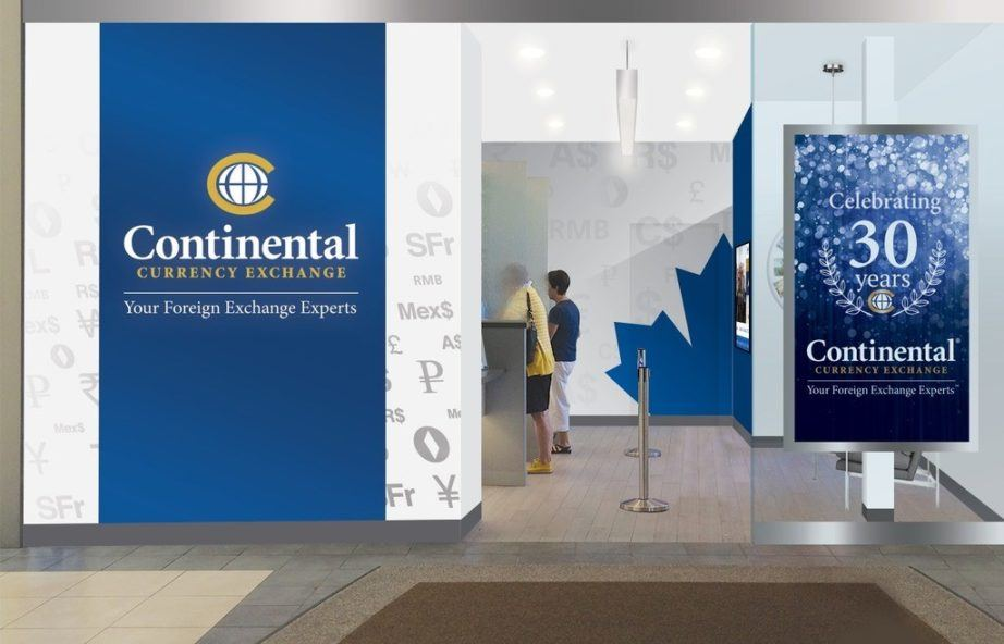 scarborough branch mall continental currency exchange