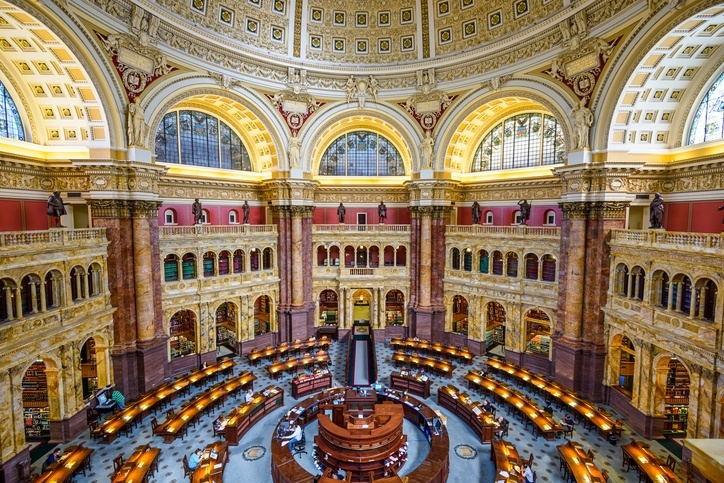 library of congress washington dc america usa government