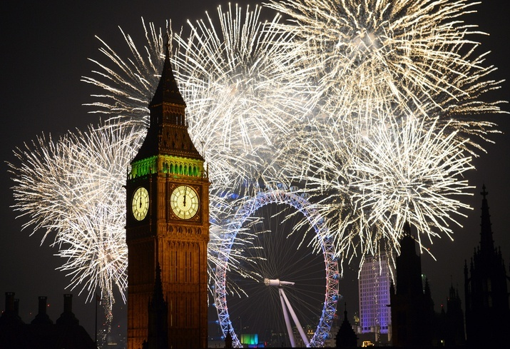 london england fireworks westminster parliament big ben night eye