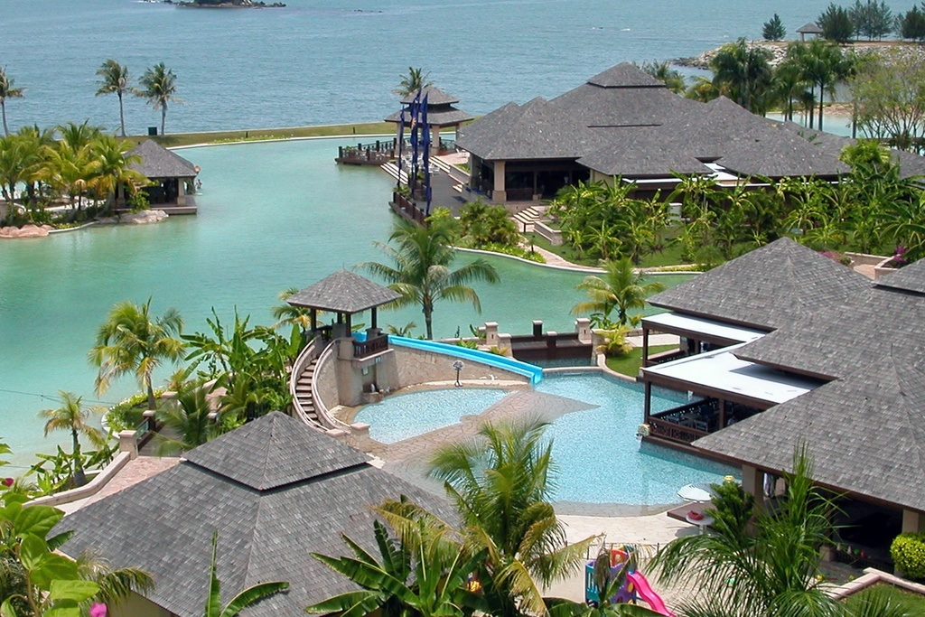 brunei resort ocean southeast asia pool