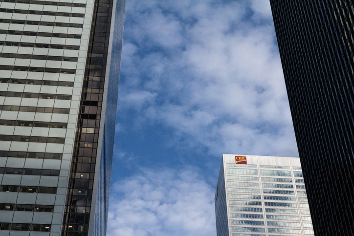 CIBC toronto business banking financial canada