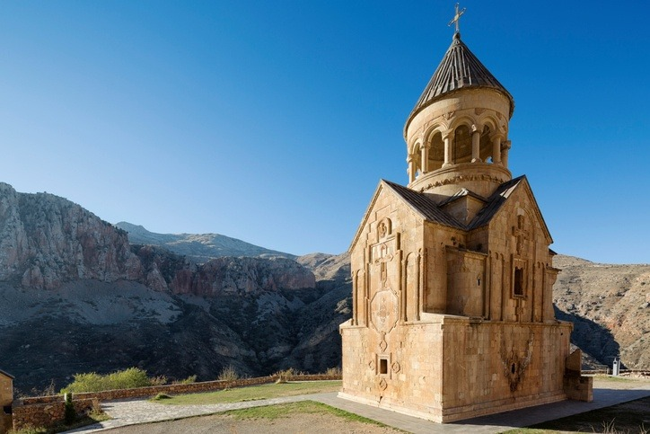 norovank monastery armenia barren church religion christianity