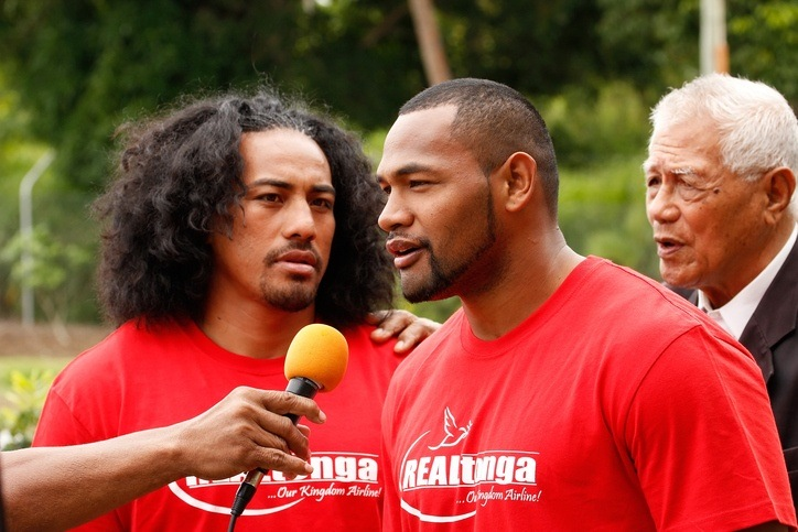 tonga rugby tongan national team athlete sports interview