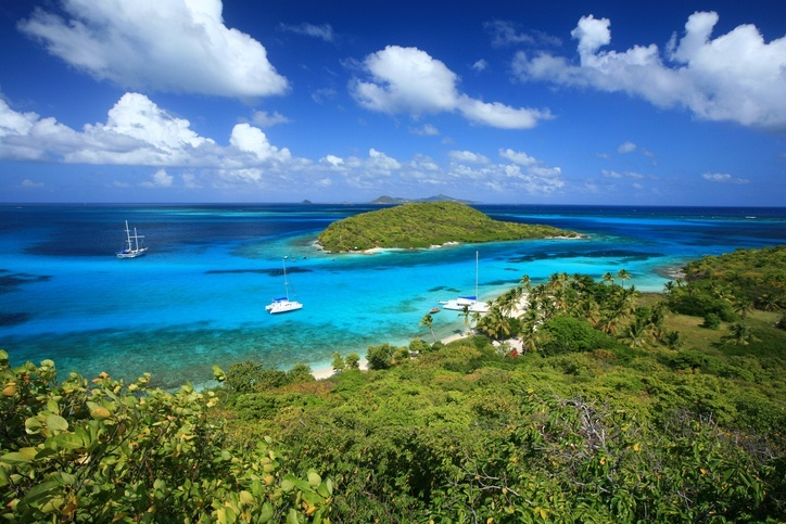 saint vincent grenadines tobago cays water islands small