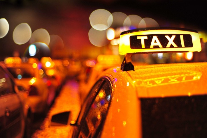 taxi cab yellow car transportation