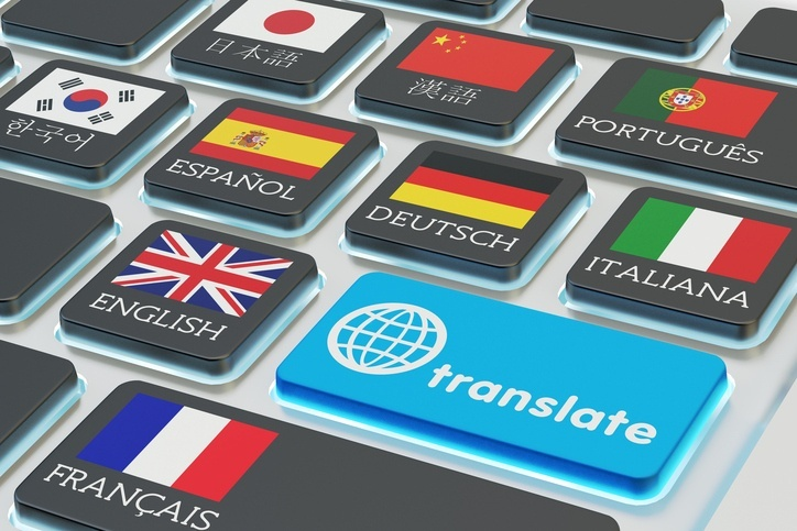 keyboard language translate foreign computer